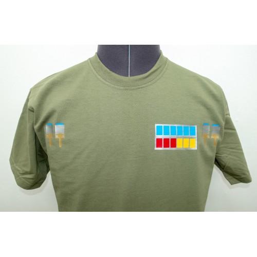 Officer Rank T-Shirt