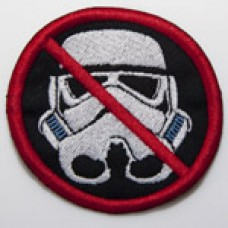 """Anit-Stormtrooper patch, 3"""""""