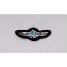 """U.N.I.T wings patch, 2"""" colour"""