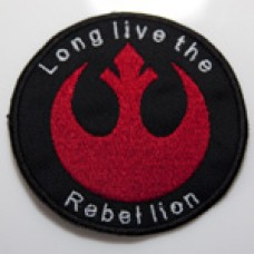 """Long live the Rebellion patch, 3"""""""